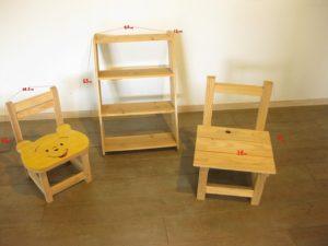 木工教室作品見本2